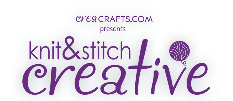 Knit and Stitch Creative - Logo
