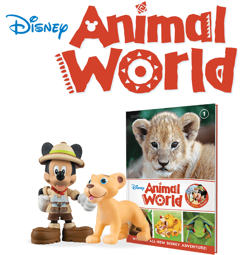 disney animal world