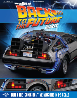 Back to the Future Build the DeLorean issue 2