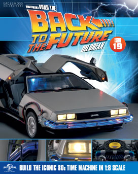 Back to the Future Build the DeLorean issue 19