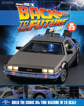 Back to the Future Build the DeLorean issue 23