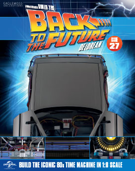 Back to the Future Build the DeLorean issue 27
