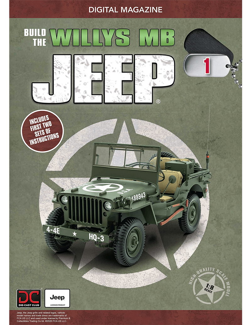 Willys MB Jeep Thumbnail