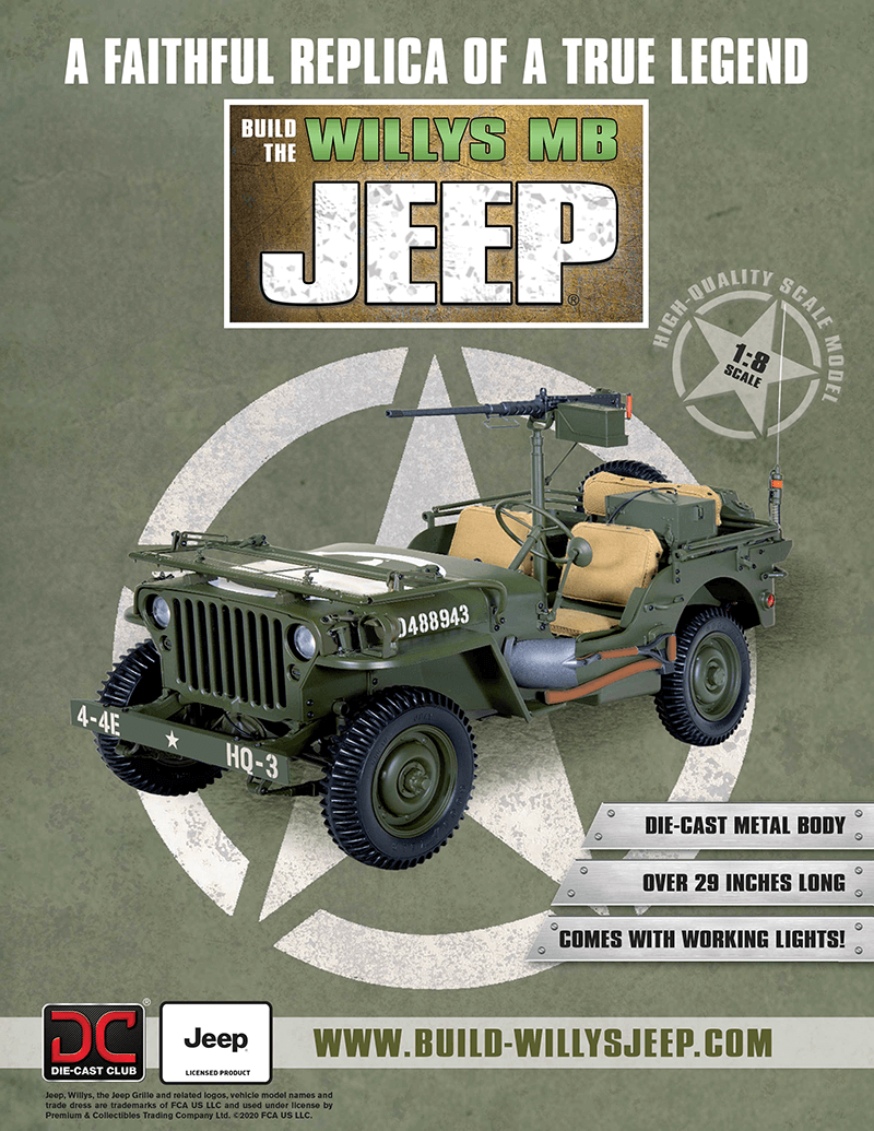 Willys MB Jeep Collector's Guide Thumbnail