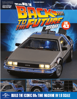 Back to the Future Build the Delorean issue 43