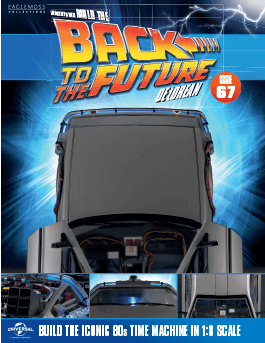 Back to the Future Build the DeLorean issue 67