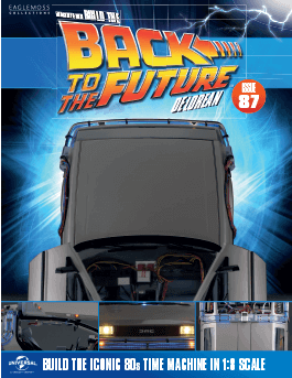 Back to the Future Build the Delorean issue 87