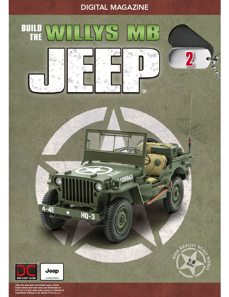 Jeep Willys Magazine 2