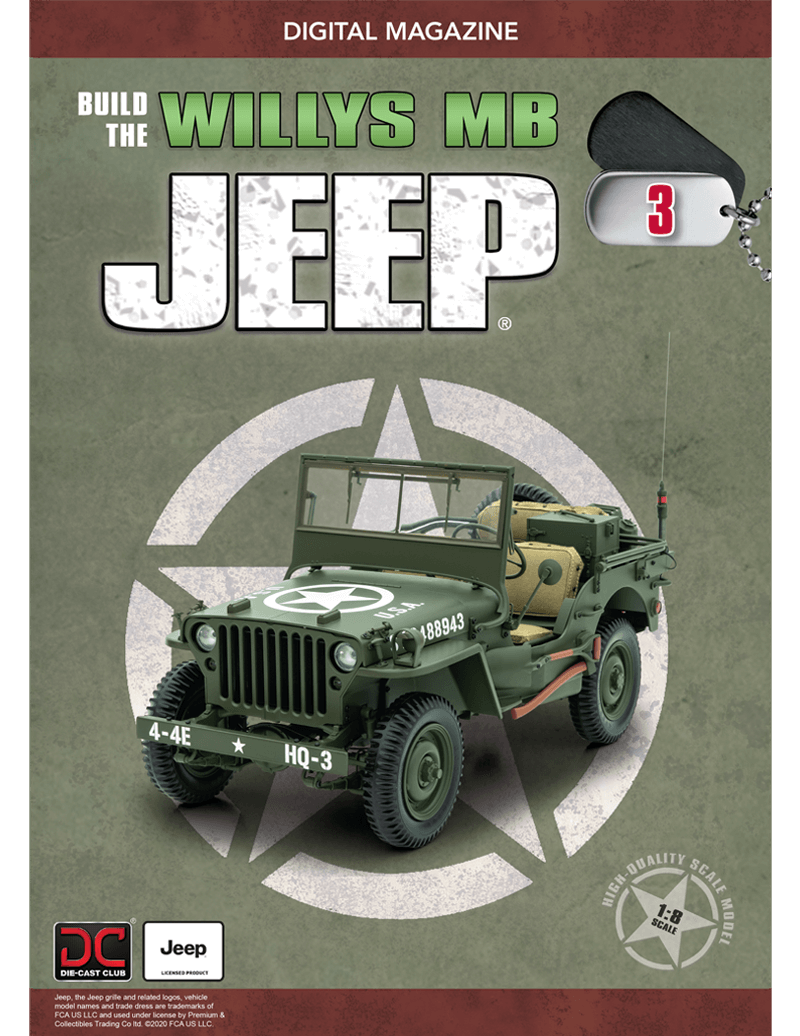 Jeep Willys Magazine 3
