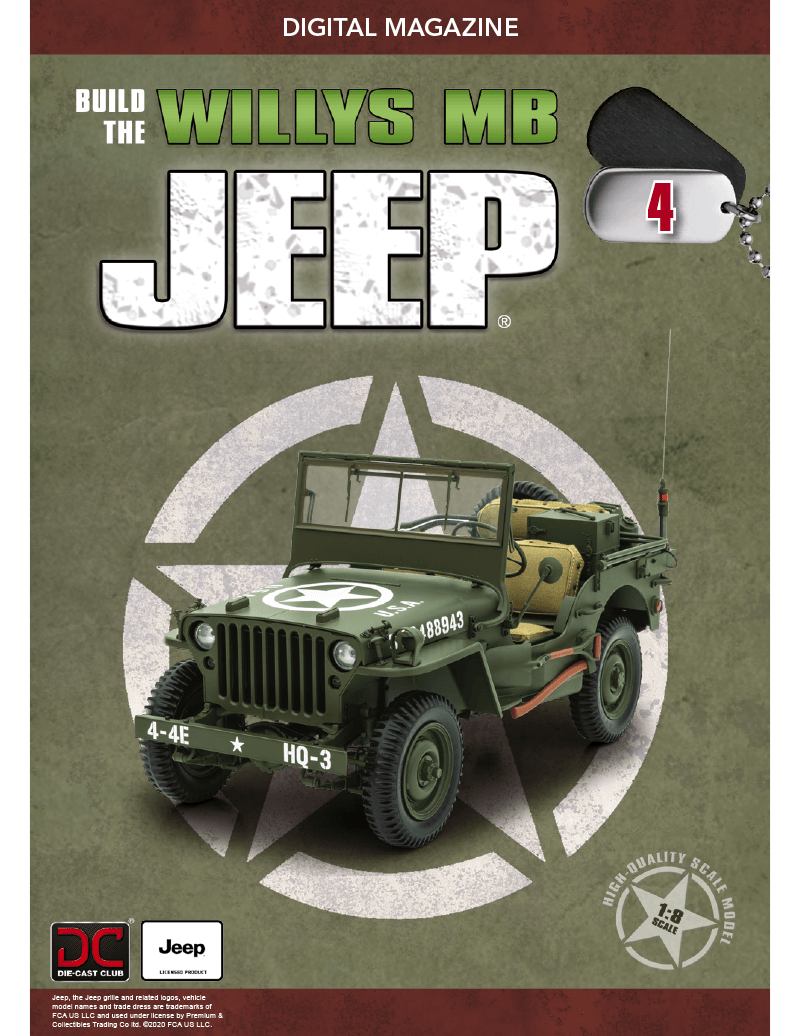Jeep Willys Magazine 4