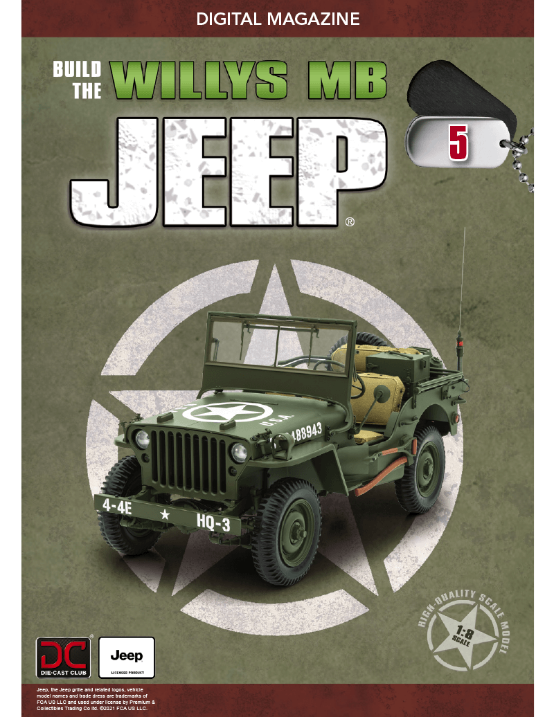 Jeep Willys Magazine 5
