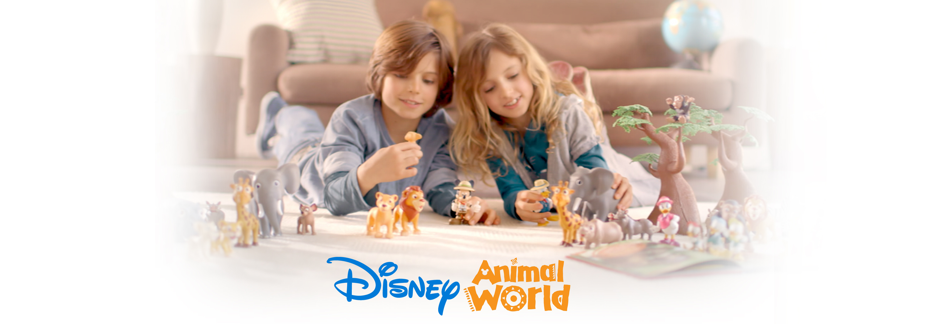 Introducing Disney Animal