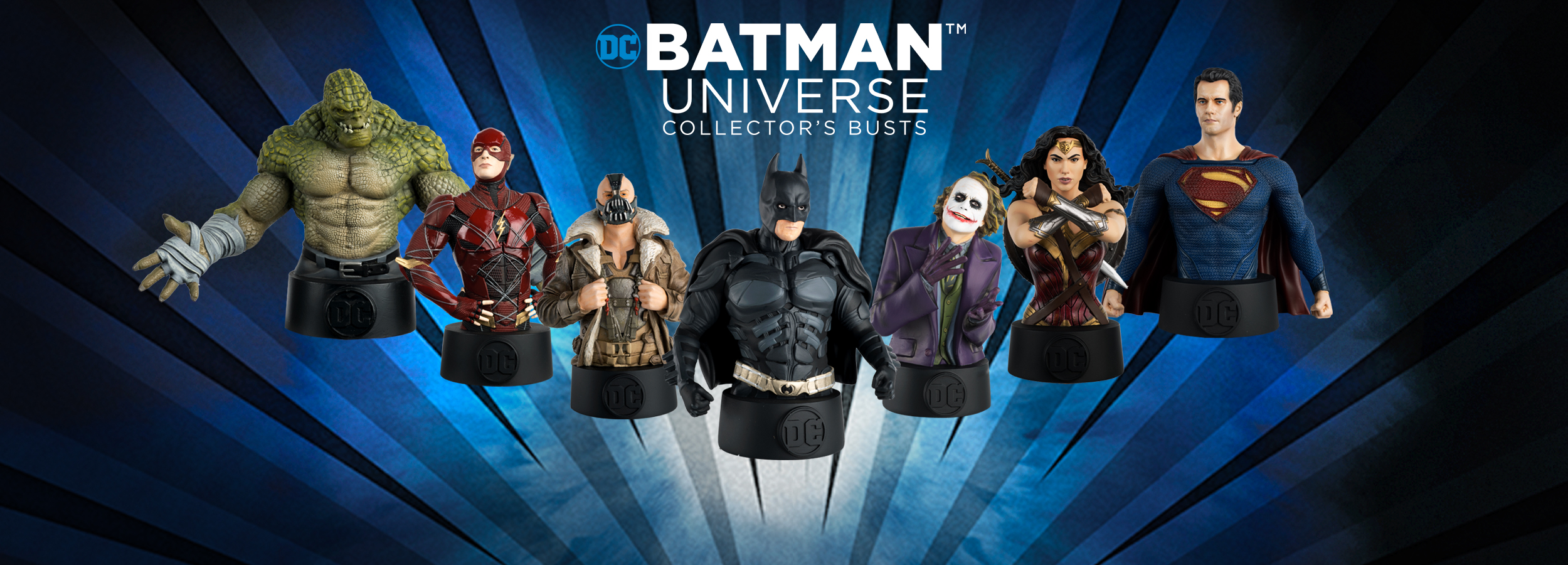 DC Busts Collection