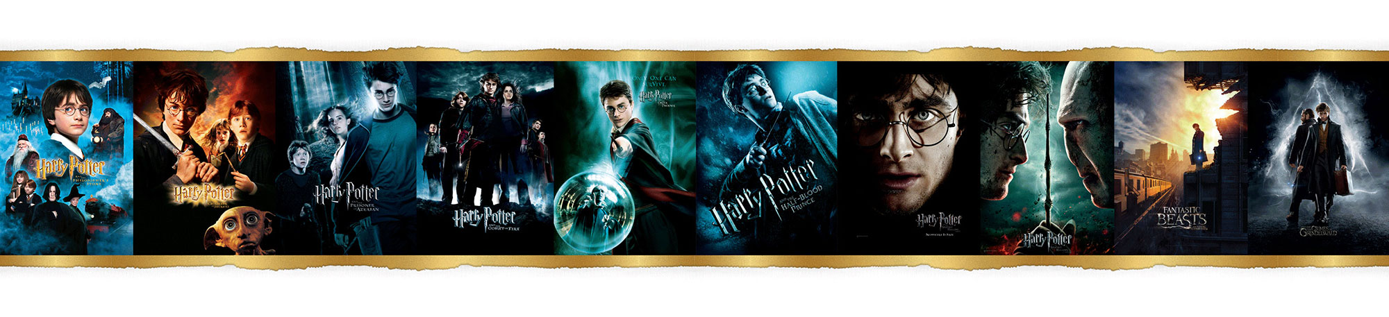 Wizarding World of Harry Potter movies