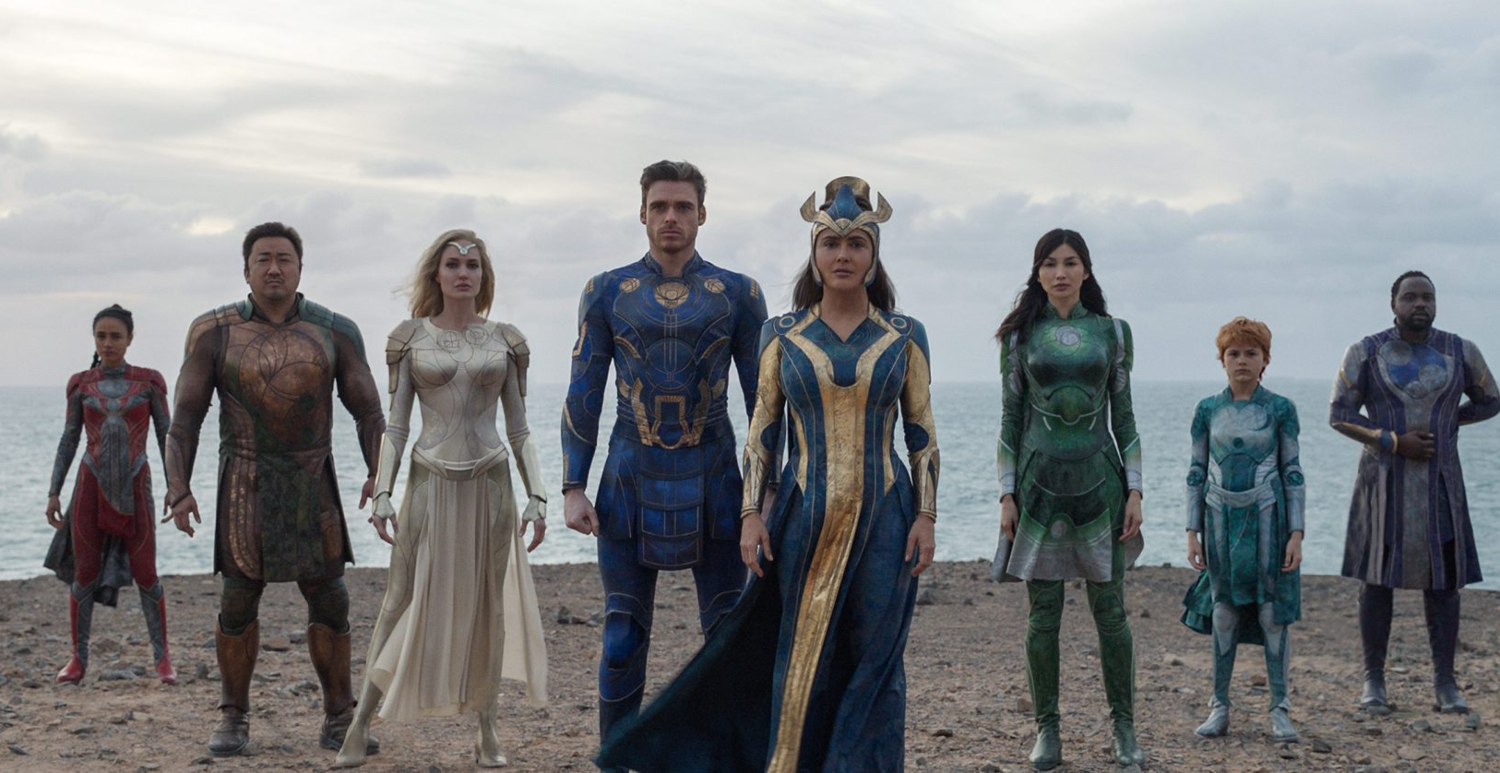 ETERNALS WILL HAVE MAJOR IMPACT ON MCU