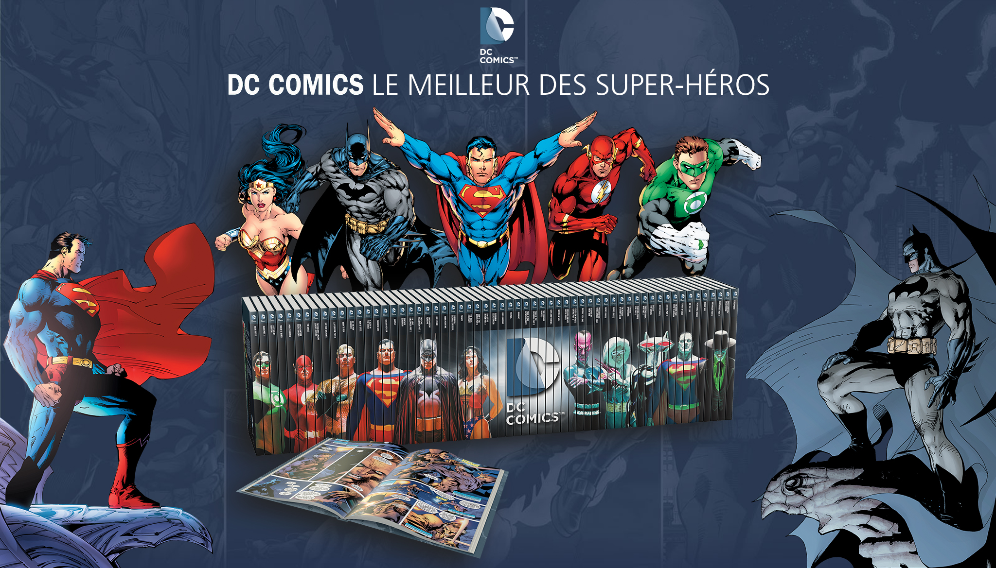 DC Comics Graphic Novels