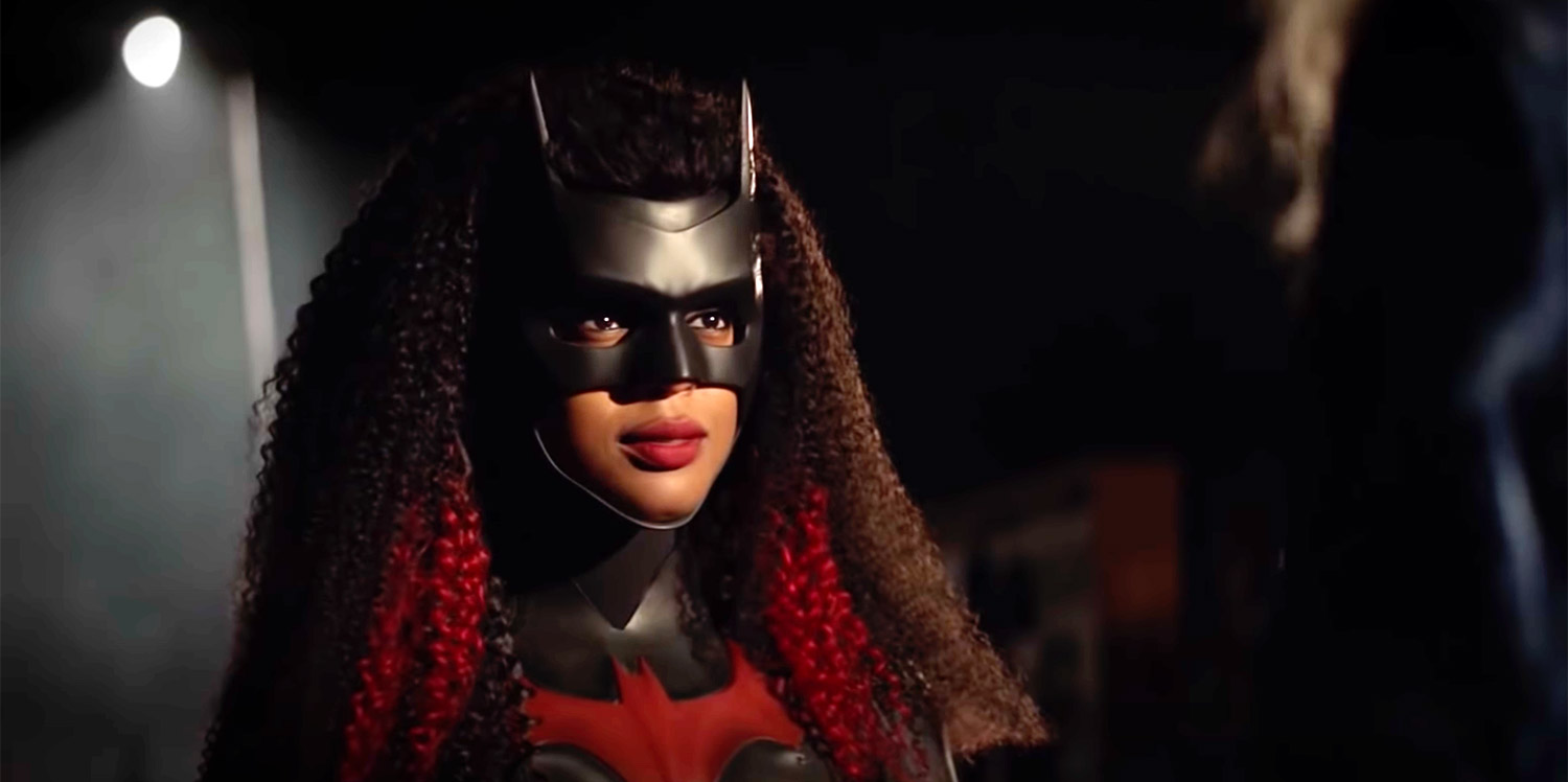 MAD HATTER JOINS BATWOMAN