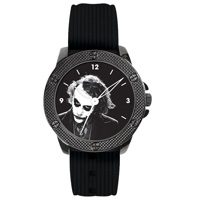 Dark Knight Movie Watch (DC Comics Movie Logo Series)