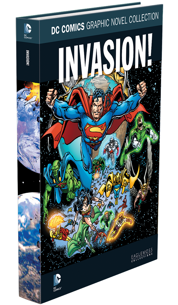 DC Comics: Invasion