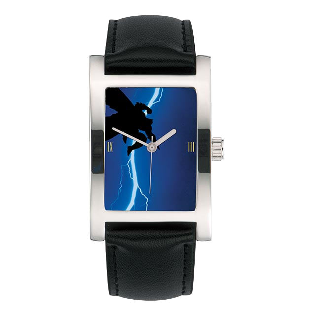 The Dark Knight Returns Watch (DC Comics Classic Comic Covers Series)