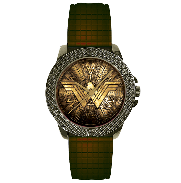 Wonder Woman Watch (DC Comics Movie Logo Series)