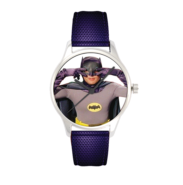 Batman Adam West Watch (DC Comics Classic Television Series)