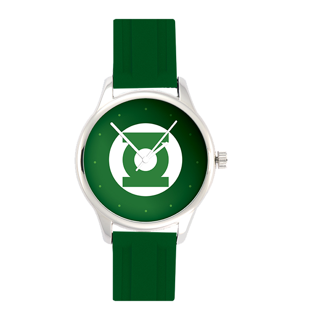 Green Lantern Watch (DC Comics Classic Comic Art Series)
