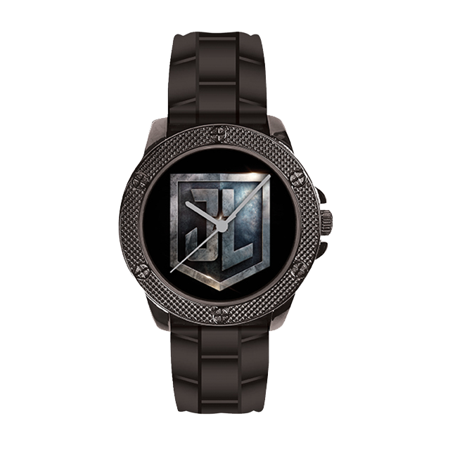 Justice League Watch (DC Comics Movie Logo Series)