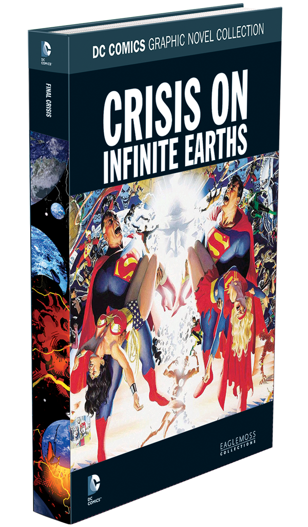 DC Comics: Crisis On Infinite Earth