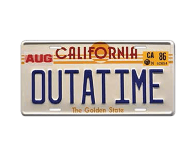 License Plate Image