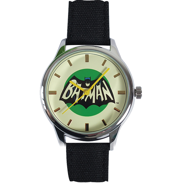 Batman '66 Logo Watch (DC Comics Classic TV series)
