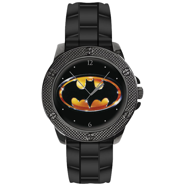 Batman 1989 Watch (DC Comics Movie logo series)