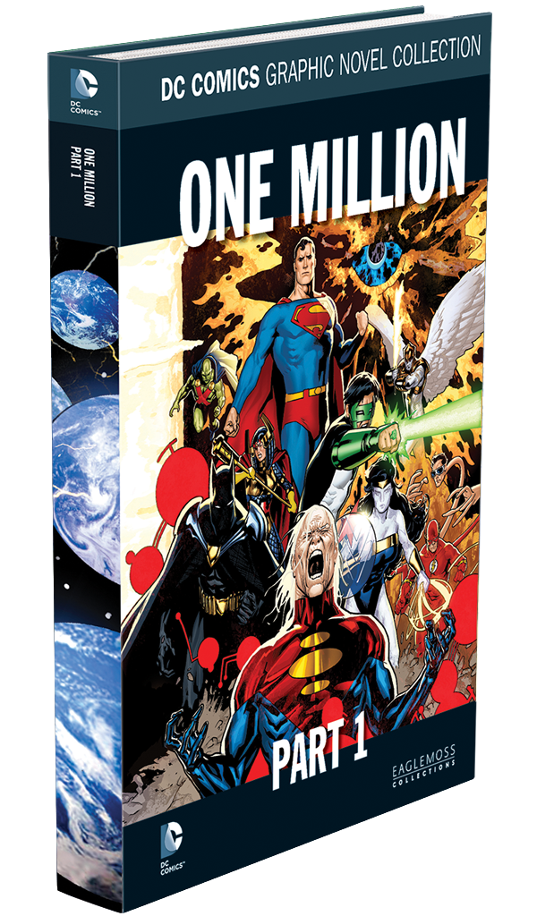 DC Comics: One Million Part 1
