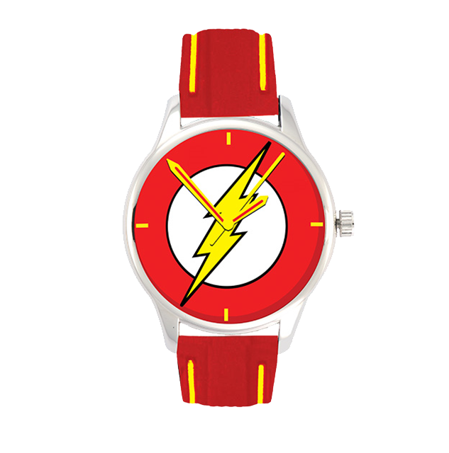 The Flash Watch (DC Comics Classic Comic Art Series)