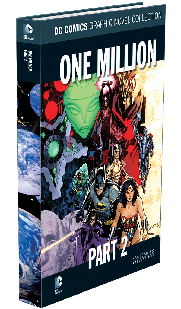 DC Comics: One Million Part 2
