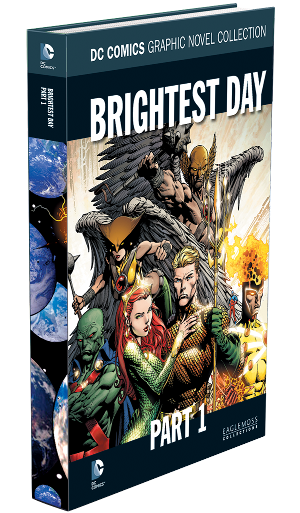 DC Comics: Brightest Day Part 1