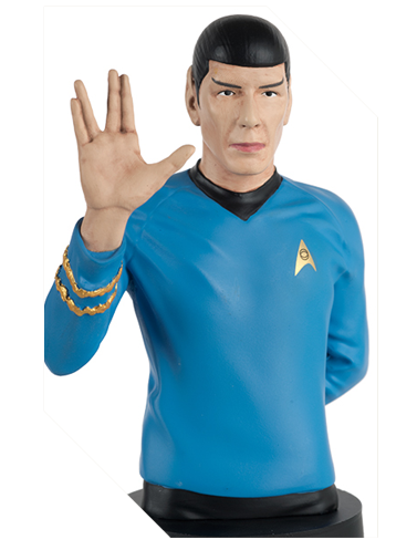 FIRST LOOK: STAR TREK BUSTS