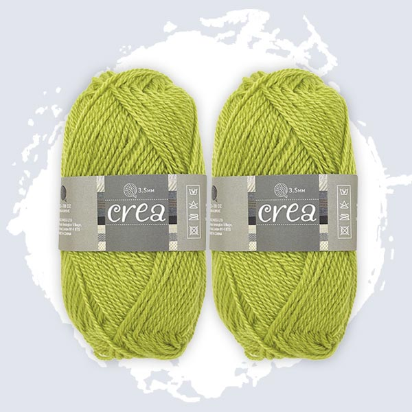 CreaCrafts Yarn Pack of 2