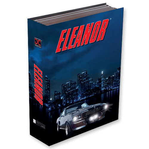 Eleanor Mustang binder