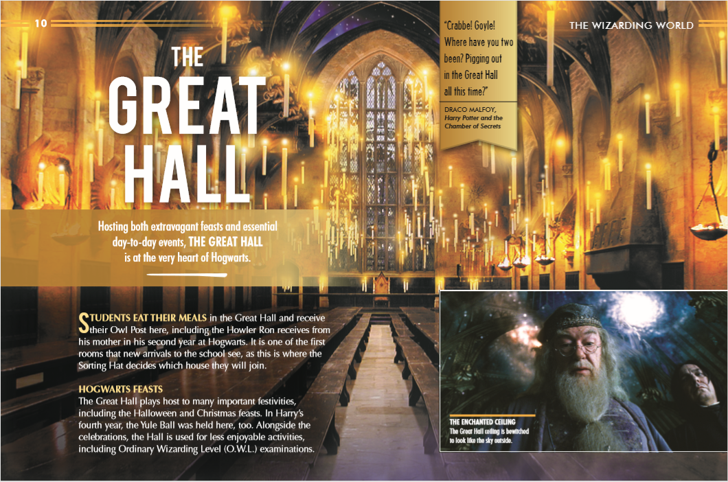Harry Potter - The Great Hall