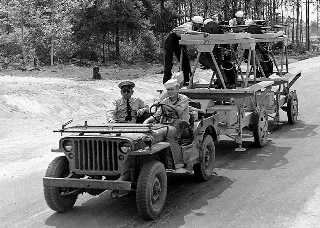 Jeep Willys History