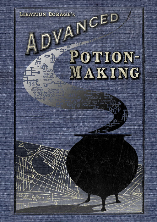Advanced Potion Making Print