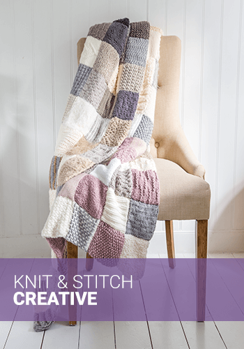KNIT & STITCH CREATIVE