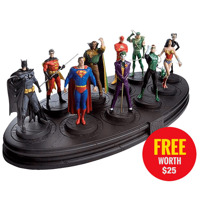 DC Collector's Display Plinth