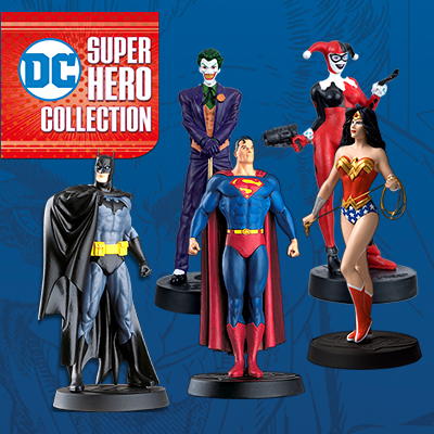 DC Superhero Collection