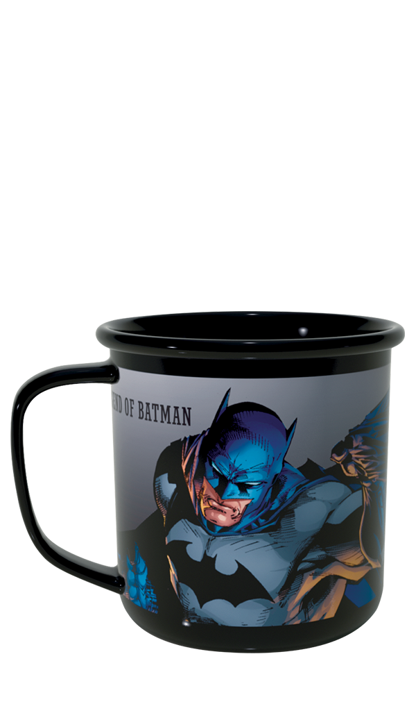 TIN BATMAN MUG