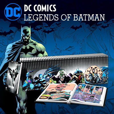 DC Comics Legends of Batman