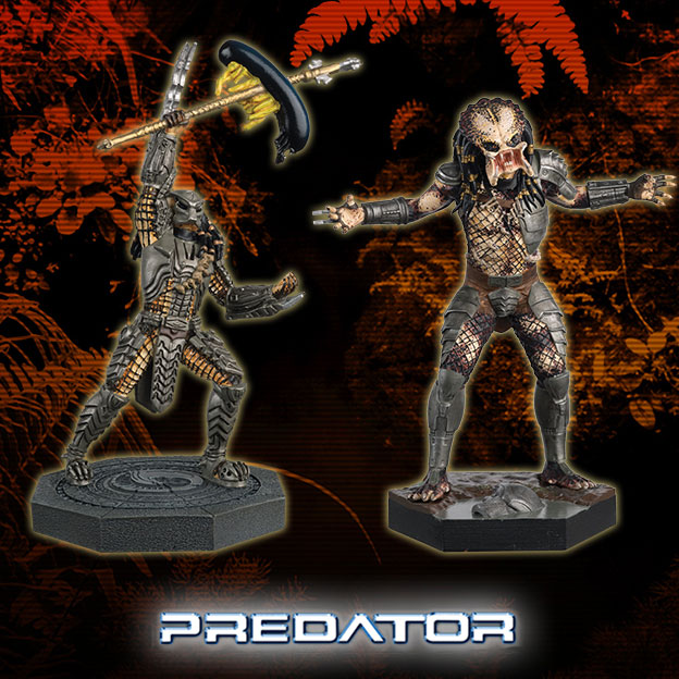 START WITH PREDATOR
