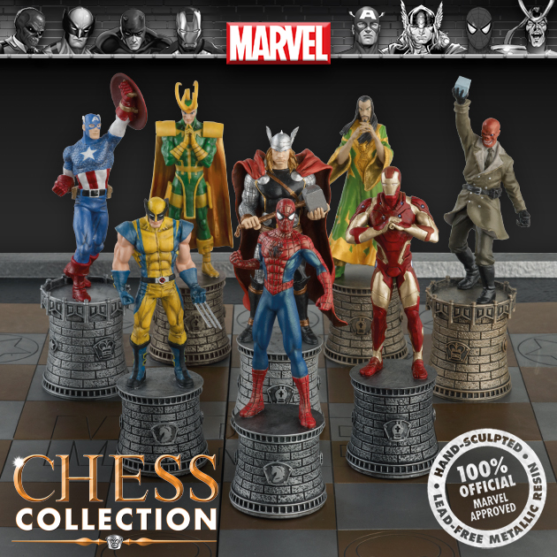 Marvel Chess Icon