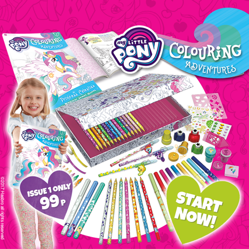 My Little Pony - Colouring Collection